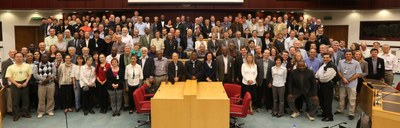 WGIII Lead Author Meeting in Addis Ababa, 2013